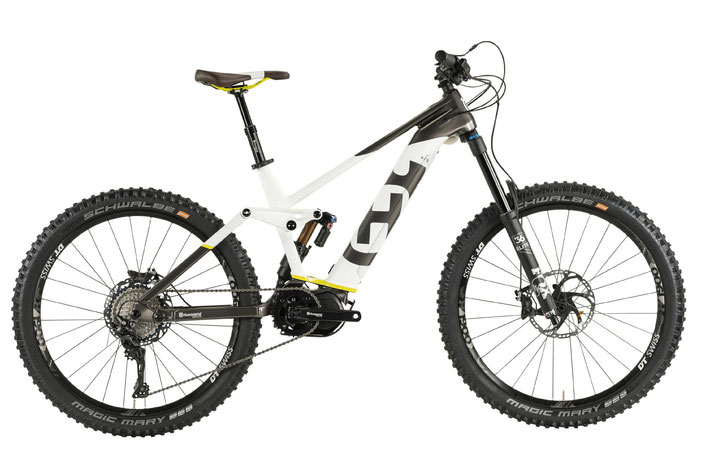Husqvarna Hard Cross HC8 e-MTB - e-Mountainbike 2019