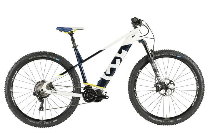 Husqvarna e-Bikes 2019 Light Cross LC7