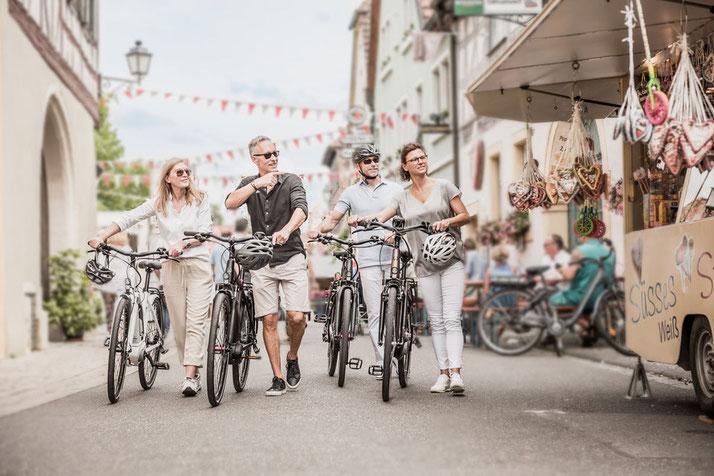 Winora Sinus i-Serie e-Bikes 2020