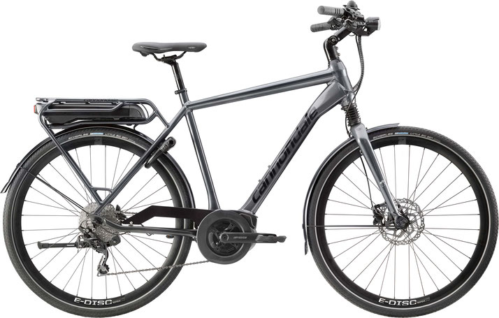 Cannondale Mavaro Active Mens - City e-Bike 2019