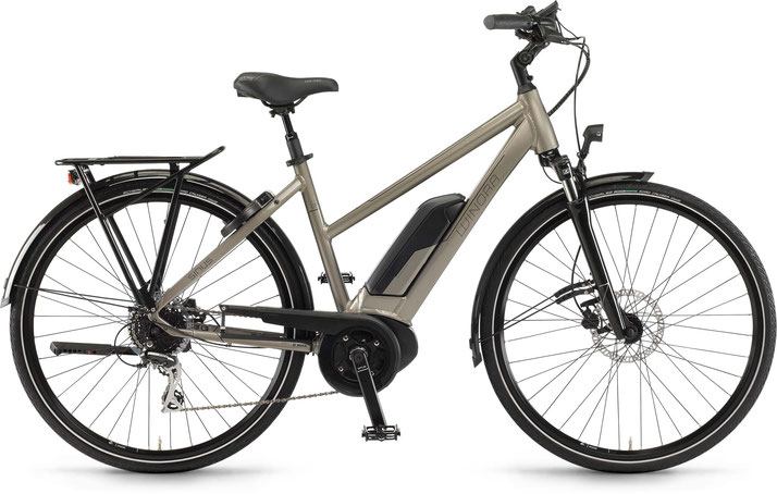 Winora Sinus Tria 8 - City e-Bike - 2019