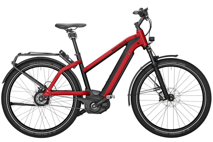 Riese & Müller Charger mixte GH vario 2019