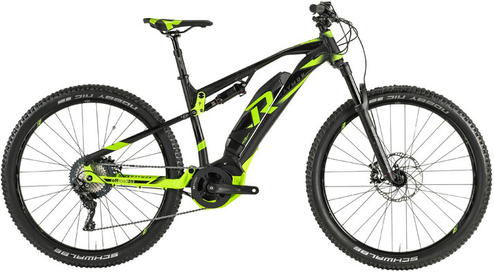 R Raymon E-Nine Trailray 8.0 - e-Mountainbike - 2019