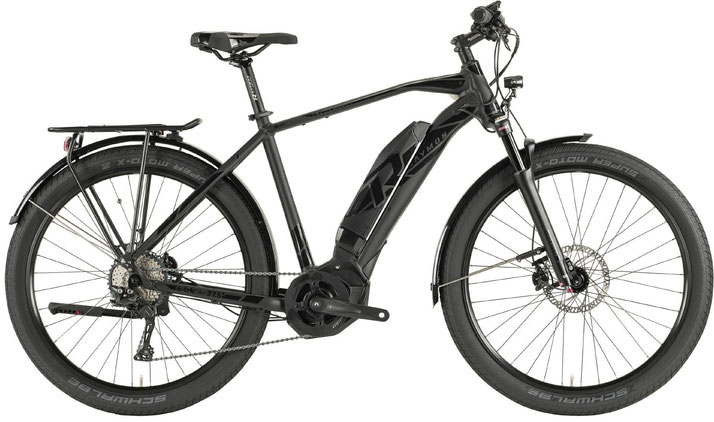 R Raymon E-Tourray - Trekking e-Bike - 2019