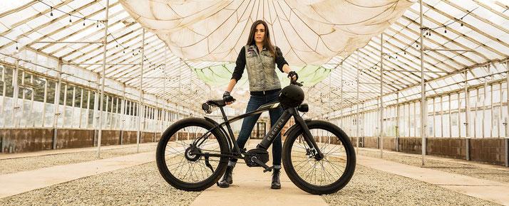 Electra City und Lifestyle e-Bike Café Moto Go!