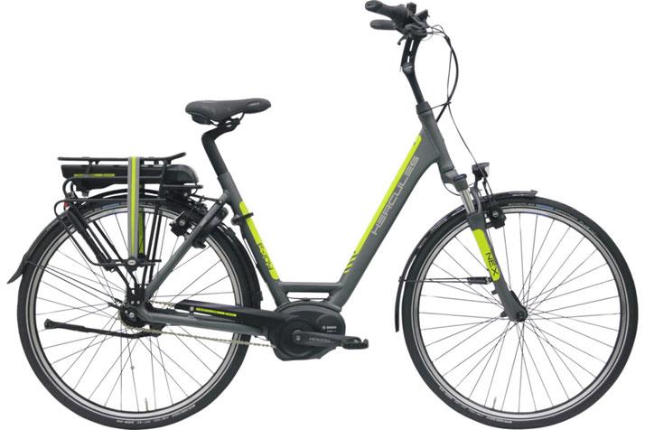 Hercules E-Joy R7 mit Rücktritt - City e-Bike 2019