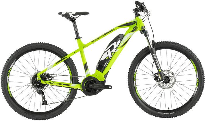 R Raymon E-Sevenray 4.5 - e-Mountainbike - 2019