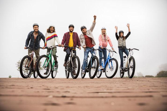 Electra e-Bikes in der e-motion e-Bike Welt in Bad Hall