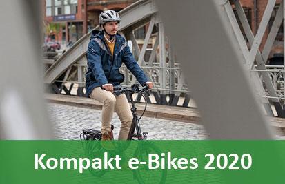 Kompakt e- Bikes - 2019
