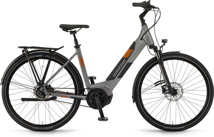 Winora Yucatan iR8f - City e-Bike - 2019