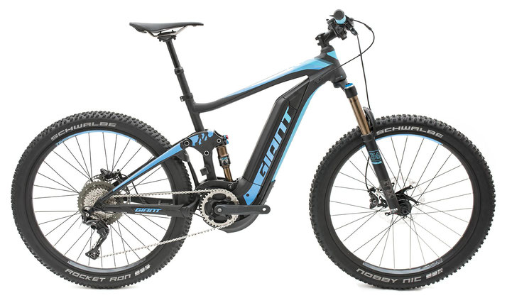 Giant Full-E+ 0 PRO - e-Mountainbike 2018
