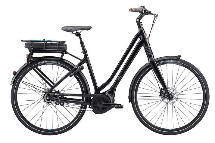 Giant Prime E+ 1 LDS - City e-Bike 2018
