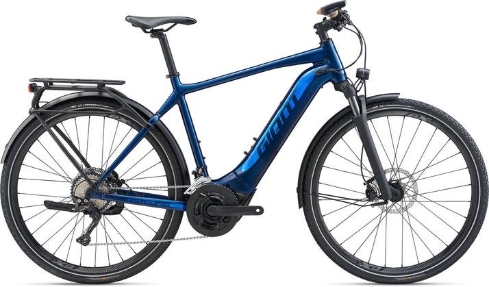 Giant Explore E+ e-Bikes 2020