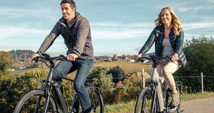 Giant Anytour E+ e-Bikes 2020