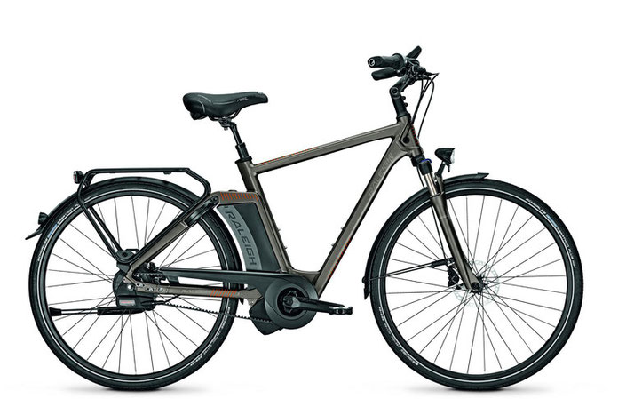 Raleigh Newgate Premium Harmony - City e-Bike - 2018