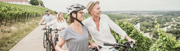 Winora e-Bikes - einfach unkompliziert