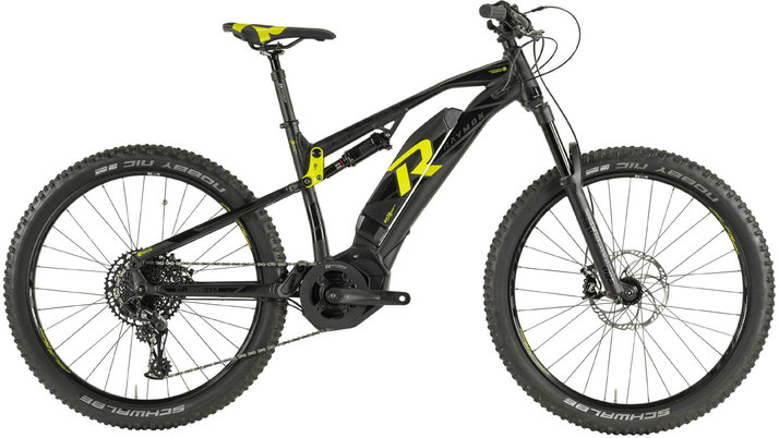 R Raymon E-Seven TrailRay 9.0 - e-Mountainbikes - 2019