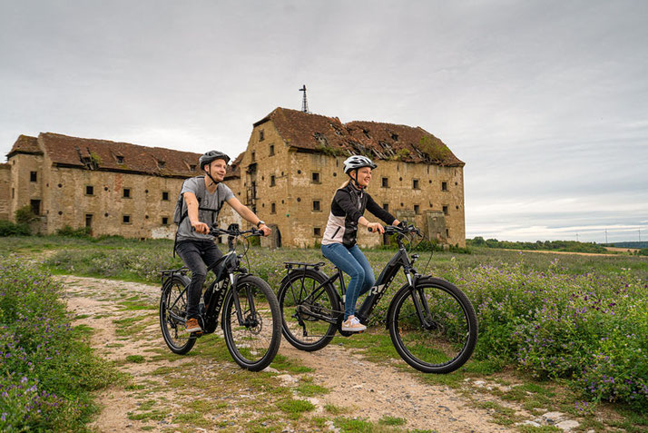 R Raymon e-Bikes in der e-motion e-Bike Welt in Wien