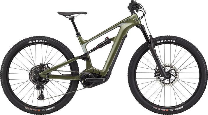 Cannondale Habit Neo 2 - e-Mountainbike 2020