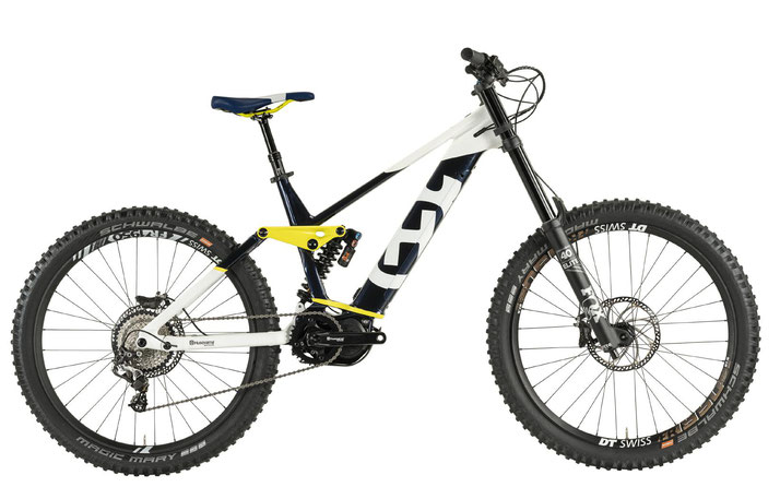 Husqvarna Extreme Cross EXC 10 e-MTB - Full Suspension e-Mountainbike 2019