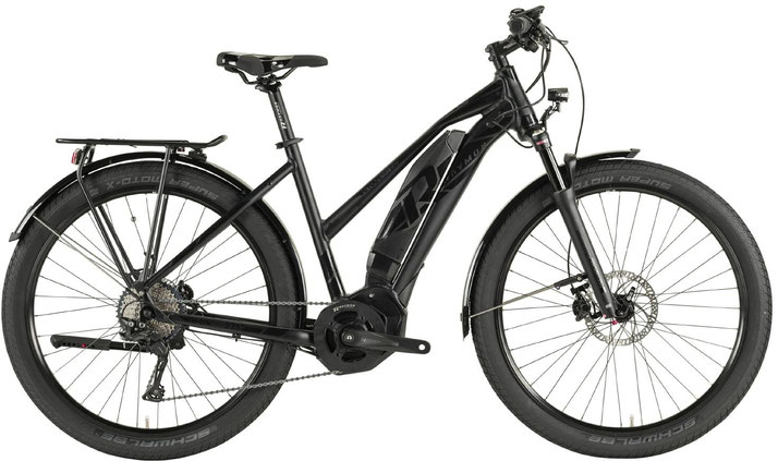 R Raymon E-Tourray 7.0 - Trekking e-Bike - 2019