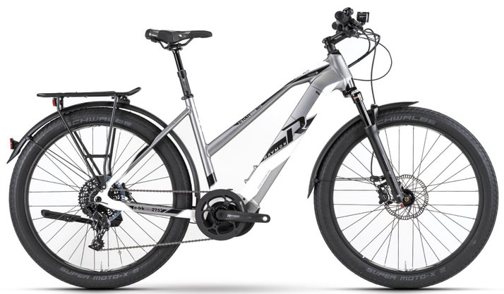 R Raymon E-Tourray 8.0 - Trekking e-Bike - 2019