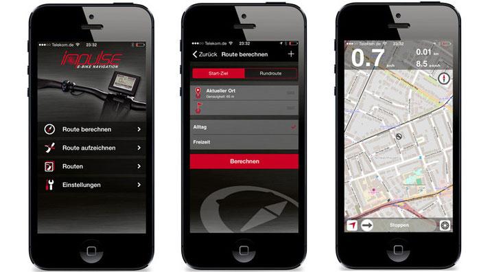 App Impulse EVO e-Bike Antrieb