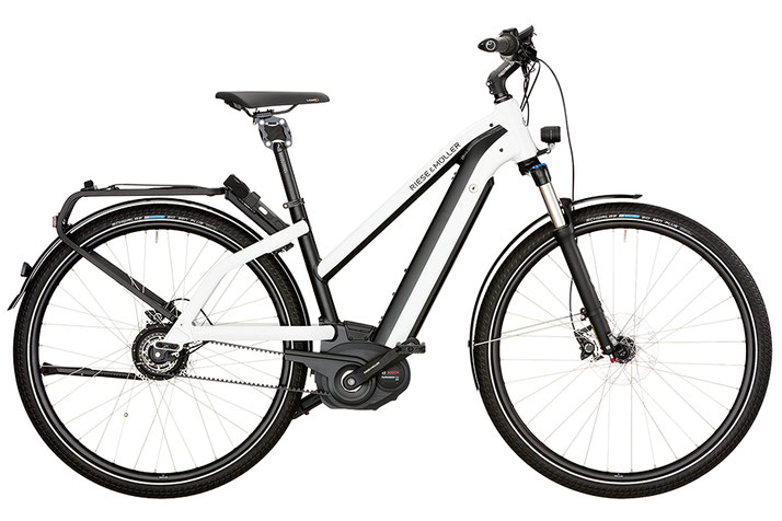 Riese & Müller Charger mixte GT vario HS