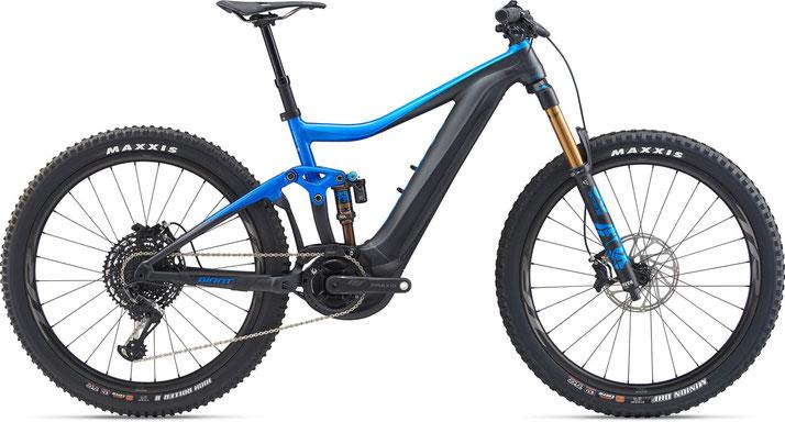 Giant Trance E+ e-Bikes 2020
