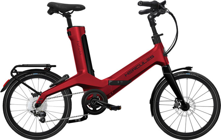 Hercules Futura Fold e-Bikes 2020