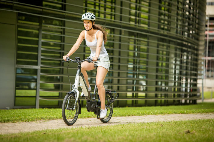 Kompakt & Falt e-Bikes 2018