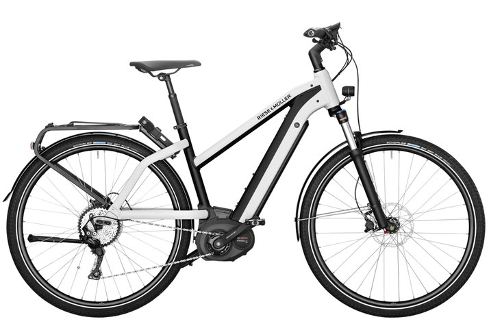 Riese & Müller Charger mixte touring 2019