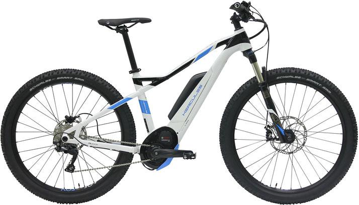 Hercules NOS Hardtail e-Mountainbike 2019