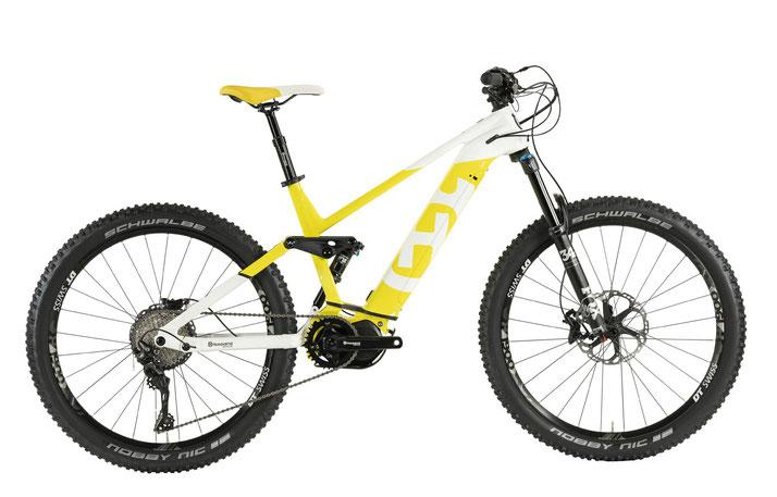 Husqvarna Mountain Cross MC7 e-MTB - Full Suspension e-Mountainbike 2019