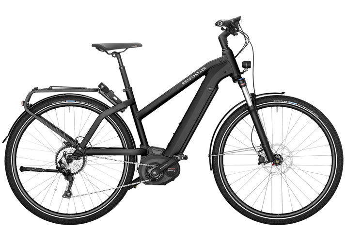 Riese & Müller Charger mixte touring HS 2019