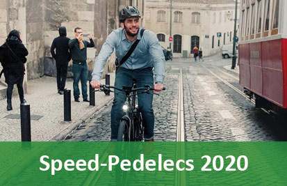 Speed Pedelecs - 2018