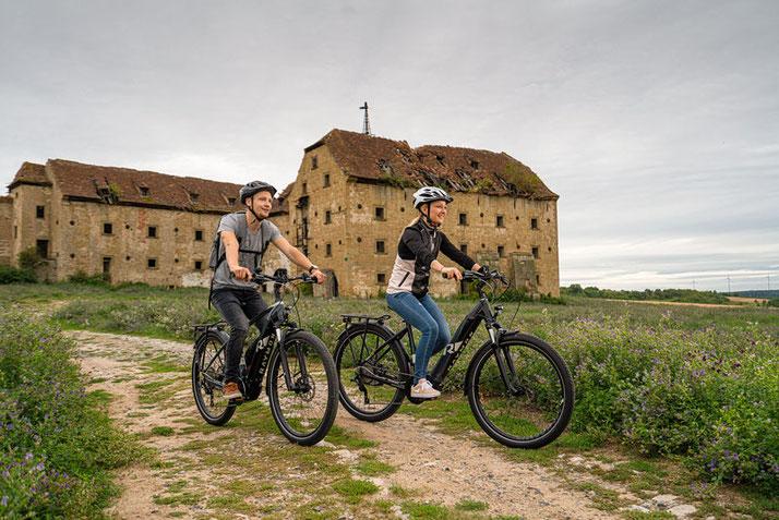 R Raymon e-Bikes in der e-motion e-Bike Welt in Bad Hall