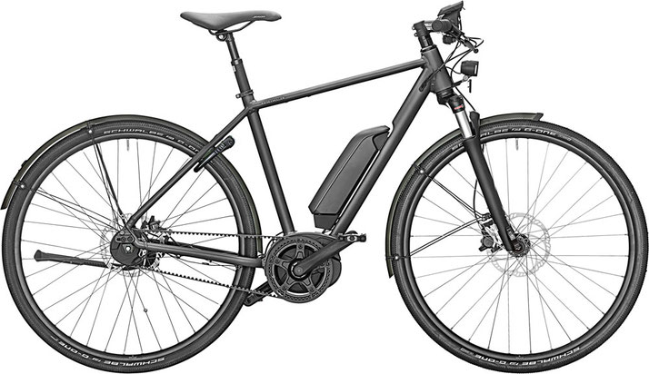 Riese & Müller Roadster Urban 2020 - black