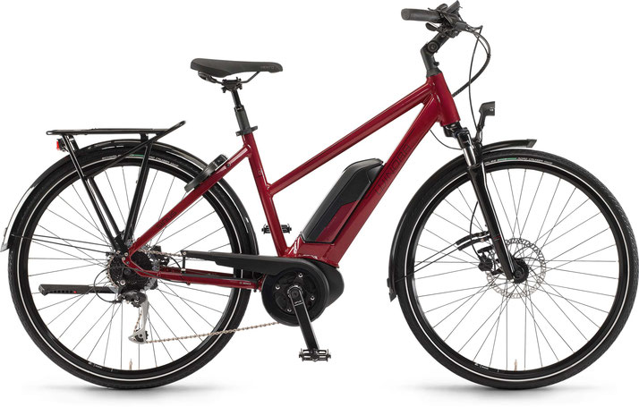Winora Sinus Tria 9 - City e-Bike - 2019