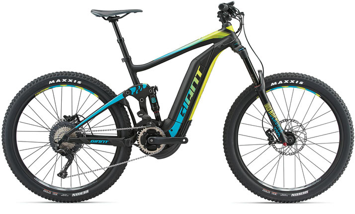 Giant Full-E+ 1 PRO - e-Mountainbike 2018