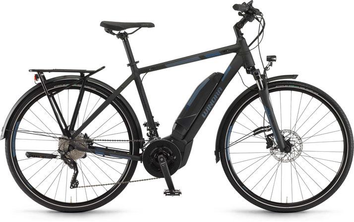 Winora Yucatan 20 City e-Bike / Trekking e-Bike - 2019