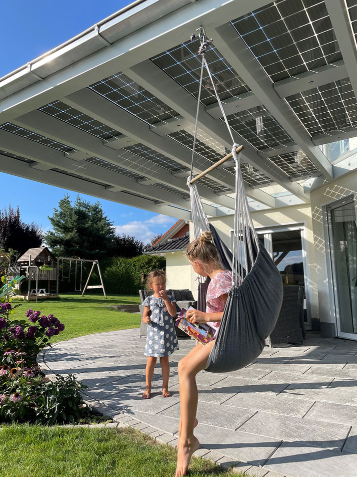 Solarterrassendach Braunfels