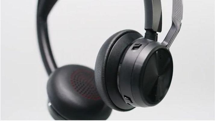 Headset met ruisonderdrukking