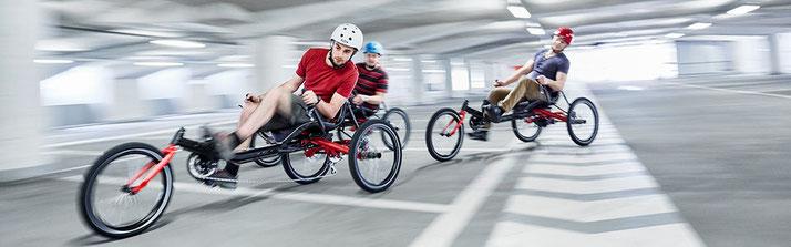 Dreirad und Elektrodreirad Pfau Tec Combo