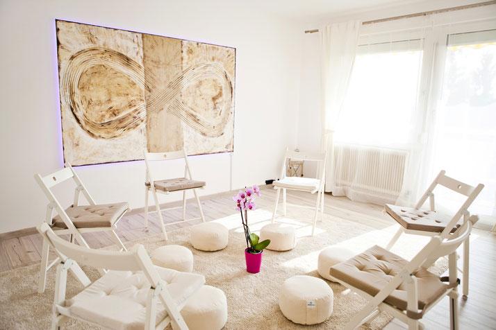 Innenraum, Interieur, Praxis, Fotos, Kath Visual, heller Raum, Sonne