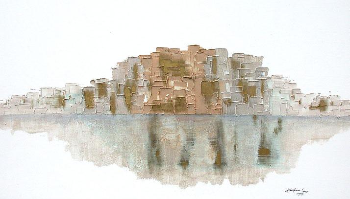 Kunst aus Nussdorf, Bilder aus Wüstensand