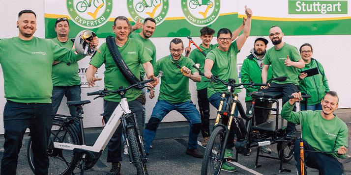 Team Dreirad Zentrum Stuttgart