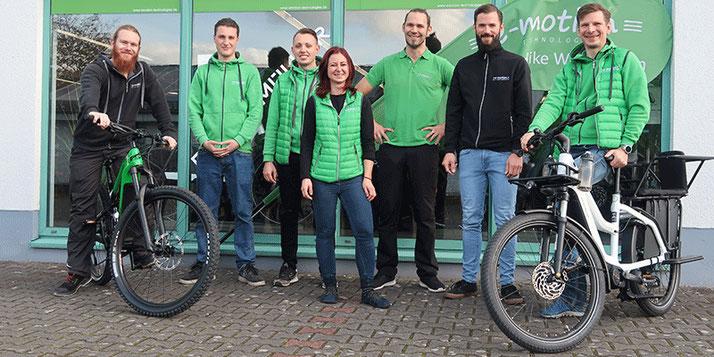 Team Dreirad Zentrum Gießen