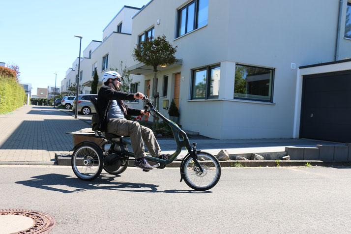 Easy Rider 2 und Easy Rider 3