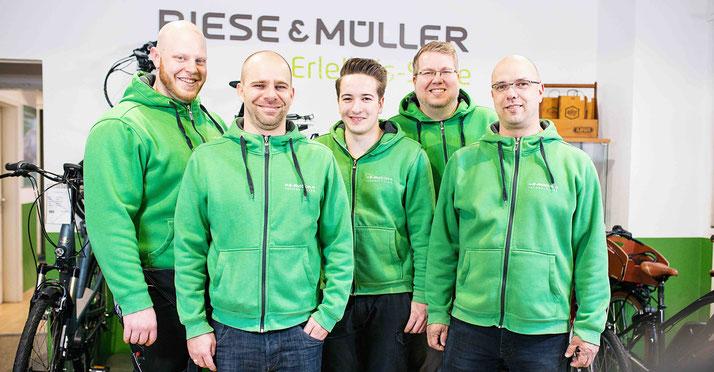 Dreirad Zentrum Köln Team